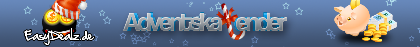 Advent [News] EasyDealz.de Adventskalender   Die Gewinner!