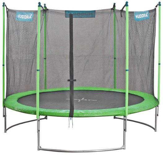 Hudora-family-trampolin