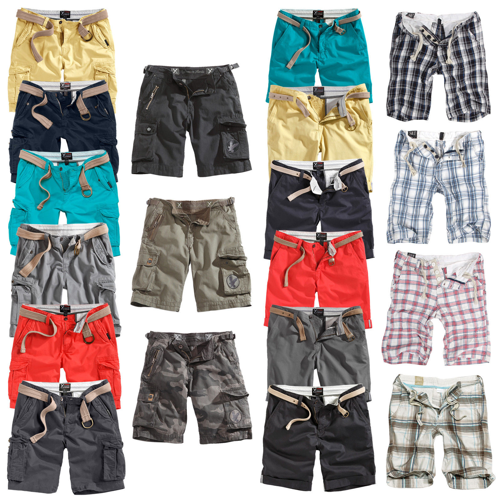 Trooper-Shorts