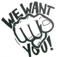 We want you Jobs