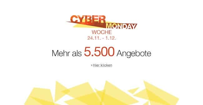 amazon cyber monday Amazon Cyber Monday Tag 4   alle Angebote von 10 bis 12 Uhr