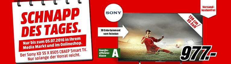 sony-kd55x8505C-media-markt