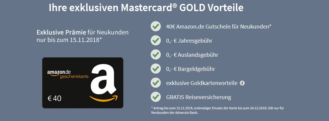 kostenlose payvip mastercard gold kreditkarte mit 40. Black Bedroom Furniture Sets. Home Design Ideas