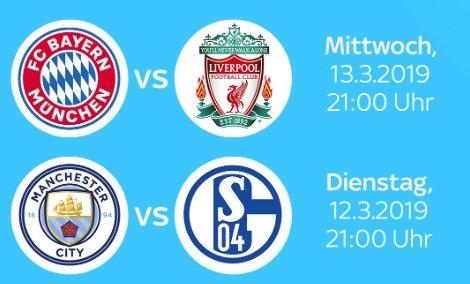 Sky Ticket Bayern Liverpool