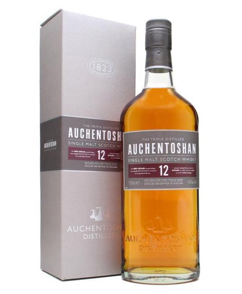 Auchentoshan Single Malt Scotch Whisky 12 Jahre