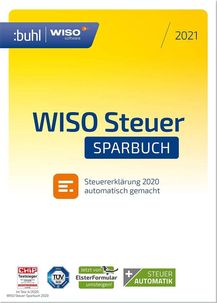 WISO steuer:Sparbuch 2021 (für Steuerjahr 2020) für 20,99 ...