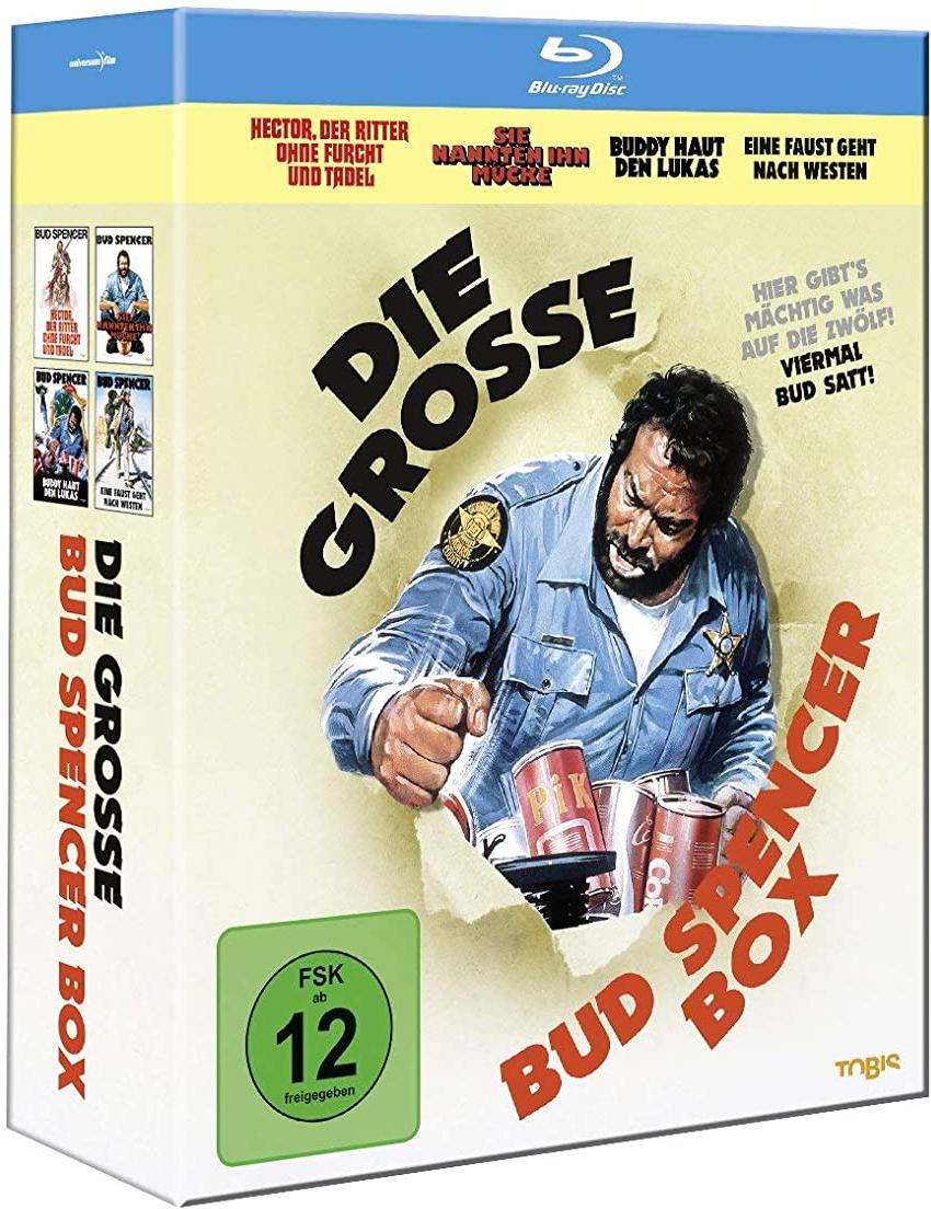 Die Große Bud Spencer Box