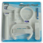5 in 1 Sports Pack Sport Set für Nintendo Wii