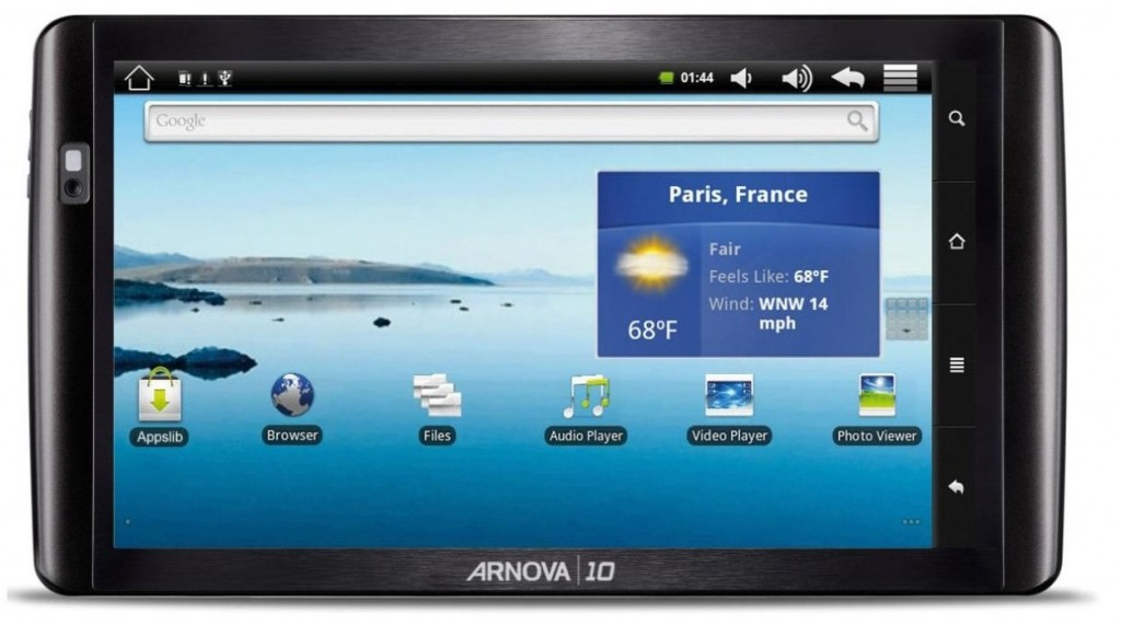 schn ppchen arnova 10c g3 25 7 cm 10 1 zoll tablet pc arm cortex a8 1ghz 1gb ram 4gb. Black Bedroom Furniture Sets. Home Design Ideas