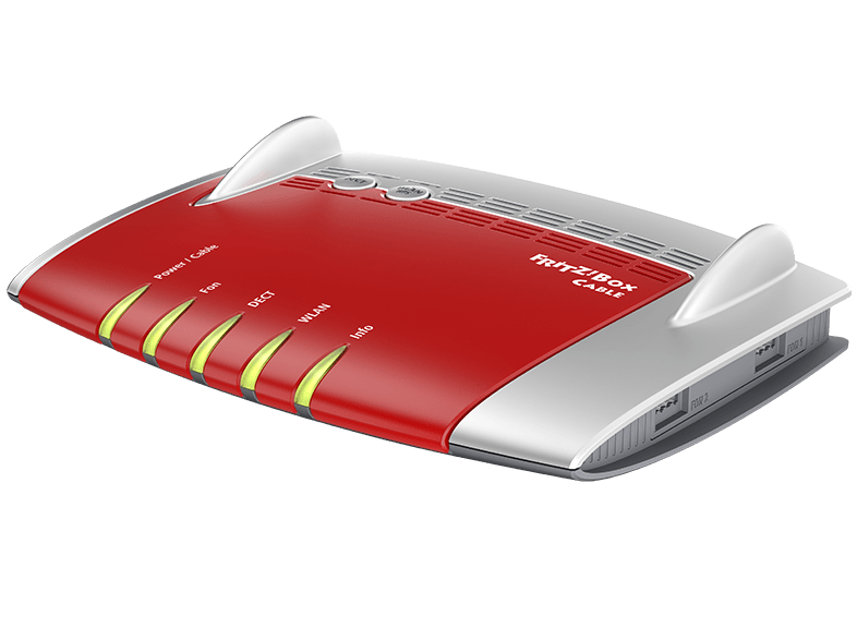 Avm Fritzbox 6490 Cable Mit Avm Fritzwlan Repeater 1160 Für 165