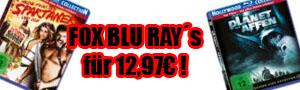 Fox Blu Rays