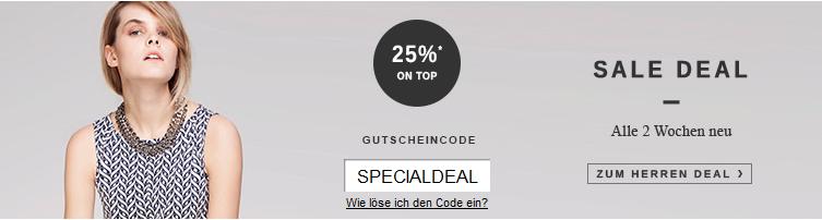 Zalando-Specialdeal