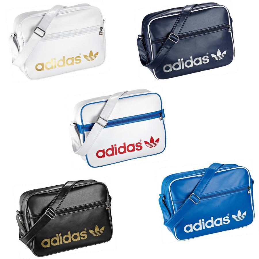 schn ppchen ebay adidas retro tasche ac airline bag in 5 farben f r 29 99 inkl versand. Black Bedroom Furniture Sets. Home Design Ideas