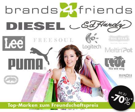 brands4friends gutscheine 20€