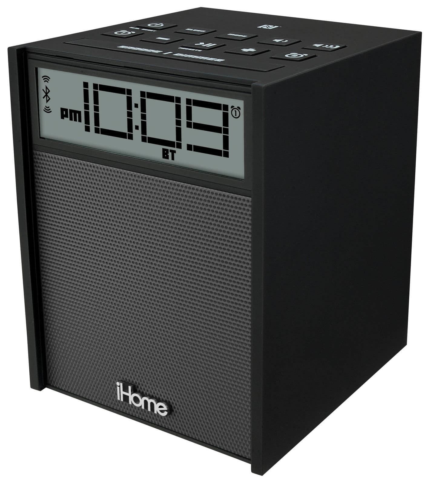 ihome ibn180 radiowecker mit nfc bluetooth radio und. Black Bedroom Furniture Sets. Home Design Ideas
