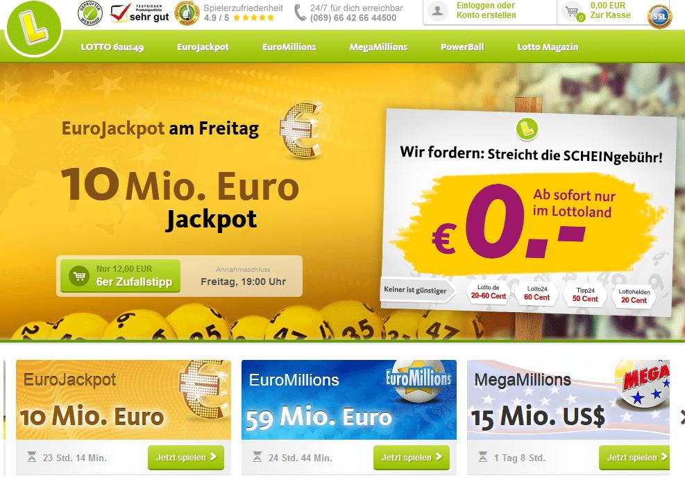 Lottoland Rabatt Bestandskunden